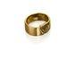 Valami aranyszínű motívum, plusz karkötő, 8990