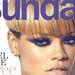 Rihanna a Sunday elején Georges Santoni fotóján.