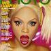 David LaChapelle látványos címlapja plasztikbabával.