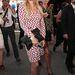 Paris Hilton is tiszteletét tette testvére, Nicky Hilton bemutatóján.