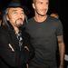 Érdekes páros:Yohji Yamamoto és David Beckham