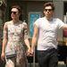 Keira Knightley az Erdem virágos ruhájában sétál James Rightonnal New Yorkban.