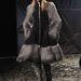 Gareth Pugh a februári párizsi divathéten mutatta be téli szettjeit: kicsit hasonlít rá a Zara bundája