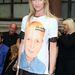 Jade Parfitt Westwood pólóban