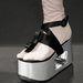Platform talpat kapott zoknis gésa cipő a Pradától.