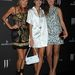Anna Dello Russo, Giovanna Battaglia és Sara Battaglia a W Magazine partiján Milánóban.