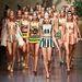 A mindig nagy érdeklődést kiváltó Dolce &Gabbana bemutató modelljei.