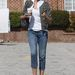 Cameron Diaz szerint egy kisebb dzseki is megteszi, ettől picit nőiesebb az összkép.
