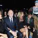 A csapat kiegészül még egy sztártervezővel: Salma Hayek Francois, Henri Pinault, Kate Moss, Jamie Hince és Vivienne Westwood a Saint Laurent első sorában