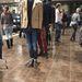 Zara: trendi műanyag bábuk sorakoznak az üzlettérben