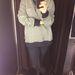 Pull and Bear: ha már a nőnek is választania kell, egy oversized pulcsi megteszi, de a 8995 forint nem kevés.