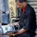 Jamel Shabazz fotós New Yorkban.