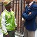 Kwame és Fonzworth Bentley