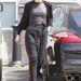 Gwen Stefanin viszont igencsak jól áll a bőrtop, mondjuk kombinált is rendesen: az egész öltözete nagyon egyben van.