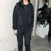 Alexander Wang feketében a New York-i partyn.