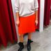 Orsay:  Slágerszín és pliszír 5995 forintért, a pulóver egy ezressel drágább.