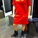 Mango: Hasonló ruhákkal találkoztunk a F&F leárazásán. Jó, azok nem 12995 forintot kóstáltak.