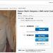 Ezt a kabátot állítólag Kanye West hordta... Az eBayen 300 dollárba (65 ezer forint) kerül az üzletben 199 lesz (43 ezer forint).