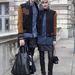 Niels Oostenbrink és Linda Tol divatbloggerek összeöltöztek Londonban.