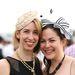 Az 1855 óta megrendezésre kerülő Derby kalapos női.