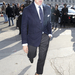 George Cortina a Chanel bemutatóra tart Párizsban