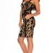 Utcalányos hatású ruha Kardashianéktól a Dorothy Perkinsben 17.600 forint.