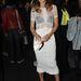 Sarah Jessica Parker már a tavalyi héten is fehér körömcipőben érkezett Párizsba.