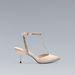 Zara alkalmi cipő fehérben 15.995 forint.