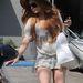 Lindsay Lohan sem megy sokra a rövidnadrággal, ha csak a jó megfigyelők veszik észre.