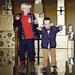 Seb White  a Down-szindrómával született négyéves kisfiú,mint a márka modellje