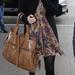 Keira Knightley a Los Angeles-i Nemzetközi Repülőtéren