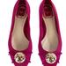 Szatén balerina cipő 159.300 forintért