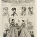 A Harper's Bazaar első száma 1867-ből