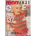 Gwen Stefani a TeenVogue elején a '90-es évek elején