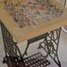 Varrógépből és mindenféle szerelvényekből is lehet sakktáblát készíteni