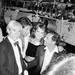 1981: együtt bulizik Brooke Shields, Calvin Klein, Andy Warhol, és Steve Rubel