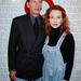 1996: Tori Amos énekesnő és Calvin Klein. Hát igen, akkoriban ez volt a divat.