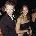 Klein és második felesége, Kelly Rector.