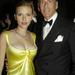 2004: Costume Institute Gala, Scarlett Johansson a tervezővel, a tervező ruhájában