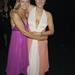 A divatbakizó Zara Phillips mély dekoltázzsal és Keeley Amaitis lilában.