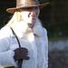 Retikül és cowboy kalap