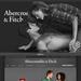 Az Abercrombie&Fish kezdőlapján, mint általában a márkánál, dögös modellekek hemperegnek.