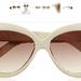 Linda Farrow napszemüveg, kígyóbőr borítással 540 euro, 151 ezer forint