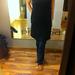 Promod: 2in1 ruha, hiszen tunikaként is hordható a hétköznapokon. Ár: 12990 Ft, a nyaklánc hozzá jár
