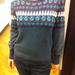 Vannak azért téli cuccok is, igaz, ez a pulóver akciósan is 10500 forint. Eredetilag 15 ezer forintba került.