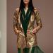 Zöld és arany a Junko Shimada bemutatón