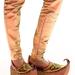 Kedvencünk, a gésa cipő bohócorral