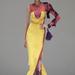 Sárga és rózsaszín Julien Fournie új kollekciójában.