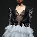 Tüll szoknya a couture hét egyik kedvence volt idén Szingapúrban