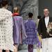Maurizio Galante és modelljei a szingapúri Francia Couture héten